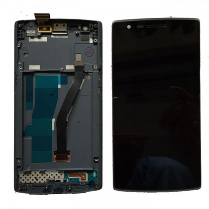 Sostituzione LCD touch screen e Frame Oneplus One